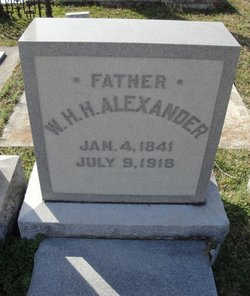 William H. H. Alexander, Sr.