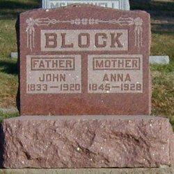 Anna <i>DeBuhr</i> Block
