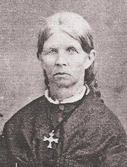 Katherine Catharina <i>Knopp</i> Fritz
