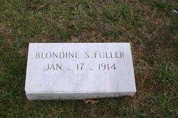 Blondine S Fuller