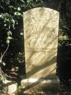 Rutherford Benjamin Hayes Farrow
