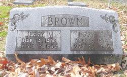 Lizzie F Brown