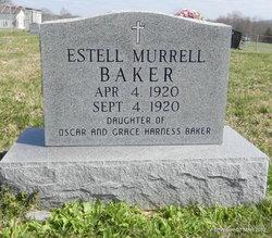 Estell Murrell Baker