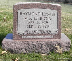 Raymond L Brown