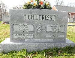 Lillian Imogene <i>Smith</i> Childress