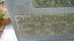 Samuel Hunter Hardman