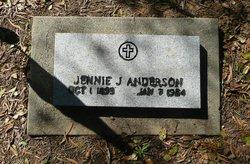 Jennie Josephine Anderson