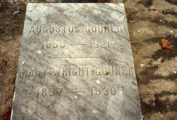 Mary Virginia <i>Wright</i> Gouner