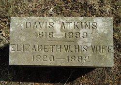 Elizabeth <i>Batten</i> Atkins
