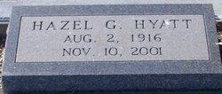 Hazel Elizabeth <i>Grinstead</i> Hyatt