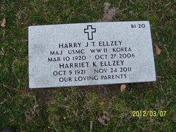 Harriet <i>Knight</i> Ellzey