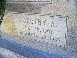 Dorothy A. <i>Howerton</i> Dunnavant