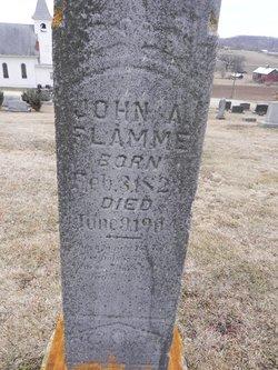 John Adolph Flamme