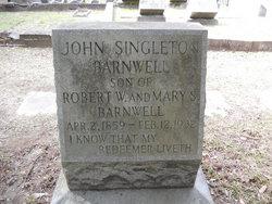 John Singleton Barnwell