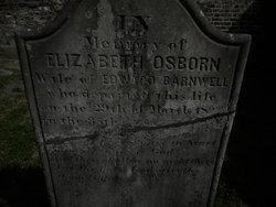 Elizabeth Osborn Barnwell