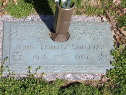 Johnny Lonzo Sullivan