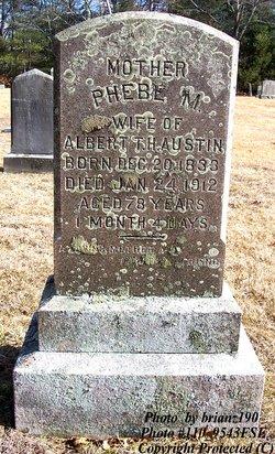 Phebe M. <i>Hopkins</i> Austin