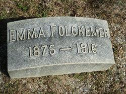 Emma <i>Schnell</i> Folckemer