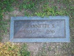 Jeannette <i>Snyder</i> Harrison