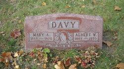 Mary <i>Malik</i> Davy