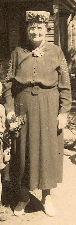 Georgia Mae <i>Collier</i> Culpepper Irby