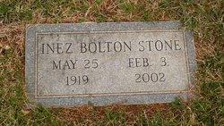 Inez <i>Bolton</i> Stone