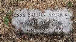 Jesse Bardin Aycock