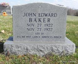 John Edward Baker