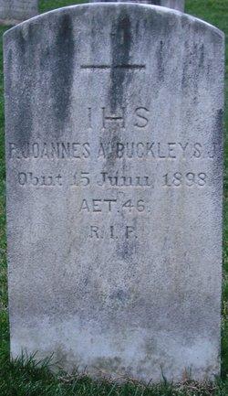 Joannes A Buckley