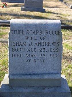 Ethel <i>Scarborough</i> Andrews