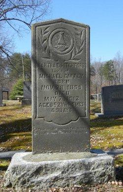 Martha <i>Pitchford</i> Caffey