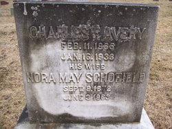 Nora May <i>Schofield</i> Avery