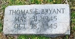 Thomas Earl Bryant