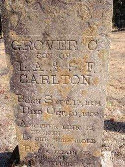 Grover Cleveland Carlton