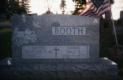 Margaret M <i>Cohan</i> Booth