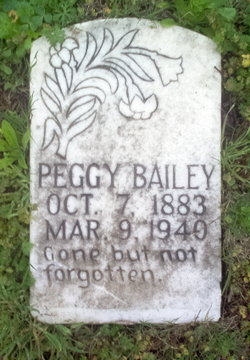 Peggy <i>Facson</i> Bailey