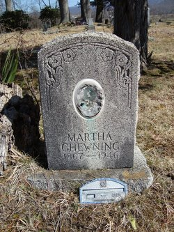 Martha Ann <i>Sachs</i> Chewing