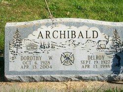 Delroy Archibald
