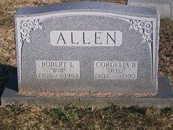 Cordelia B. Deed Allen