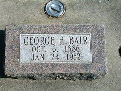 George H. Bair