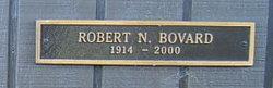 Robert N Bovard