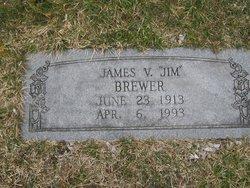James V Jim Brewer