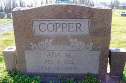 Ada M. Copper