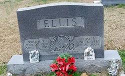 Louise <i>Parham</i> Ellis