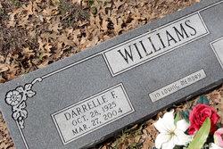 Darrelle F Williams
