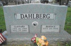 Clifford Dahlberg