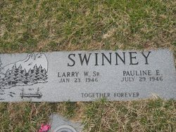 Pauline E Swinney