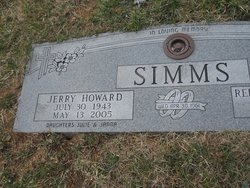 Jerry Howard Simms