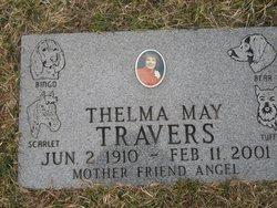 Thelma May <i>Hardy</i> Travers