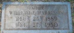 William F Harrison